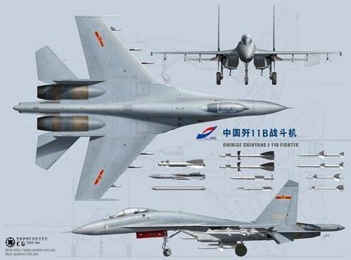 歼-11B